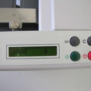 Desktop A4 Paper Folder control panel